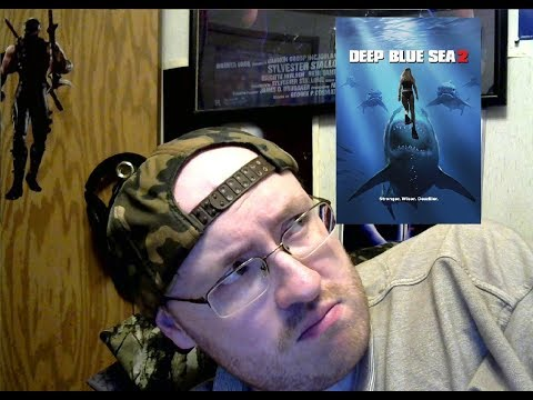 RANT - Deep Blue Sea 2 (2018) Movie Review