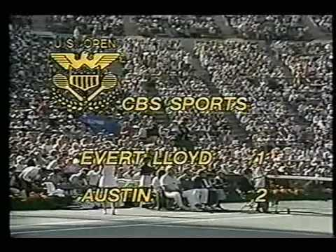 Chris Evert Vs Tracy Austin 1 Video