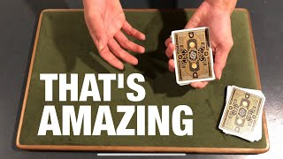 The Cards DISAPPEAR Out of Thin Air! | Card Trick Tutorial