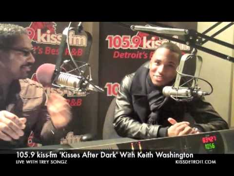 105.9 kiss-fm Detroit: Trey Likes Older Women?!?!