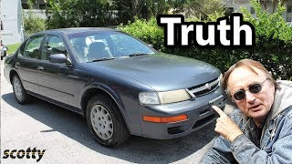 The Truth About the Nissan Maxima, Have I Been Wrong About Them All Along?