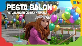 Download Lagu Dongeng anak-Fairy Tales Pesta Balon-Petualangan Oki Nirmala Gratis STAFABAND