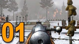 Call of Duty 2 - Part 1 - WORLD WAR II!