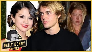 Download lagu What Justin Bieber's Flirty Night With Baskin Champion Means for Selena Gomez | Daily Denny gratis