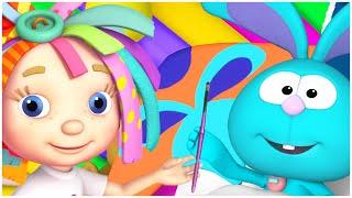 الدنيا روزي | حلقات كاملة | رسوم متحركة للاطفال | كارتون | Arabic cartoons for children