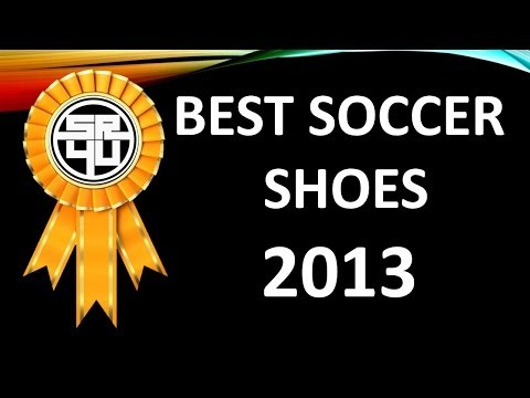 The Best Soccer Cleats/Football Boots of 2013