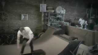 Tony Manfre casually shreds the Salt Lick mini ramp (510)