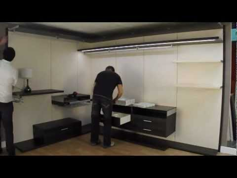 walk in wardrobes - walkin wardrobe systems