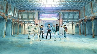 Клип BTS - Fake Love
