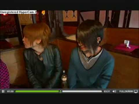 AN CAFE on Swedish TV
