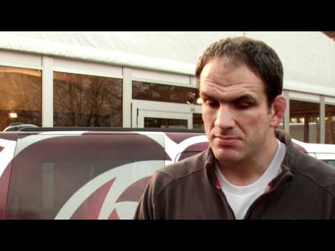 Martin Johnson on England vs France - Martin Johnson previews England vs France 2011 Six Nations