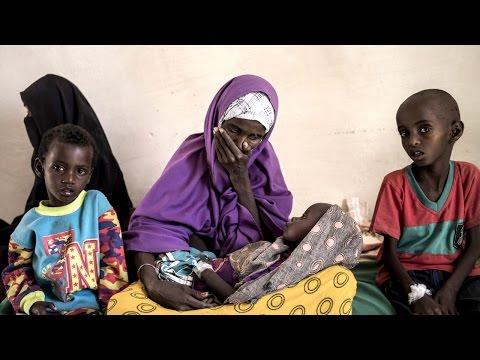 Засуха в Сомали: за два дня скончалось 110 человек (новости)
