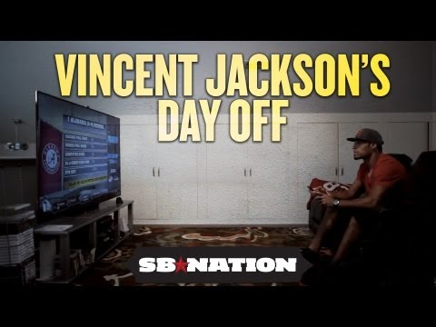 NFL Cribs 2012 - Vincent Jackson's New Pad