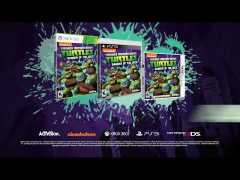 Teenage Mutant Ninja Turtles Danger of the Ooze Gameplay Launch Trailer 【HD】
