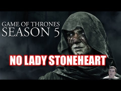 Game of Thrones Season 5 - No Lady Stoneheart Says Michelle Fairley!
