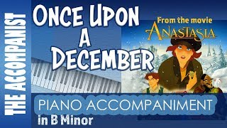 The Accompanist Once Upon A December