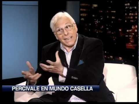 Andres Percivale: Entrevista