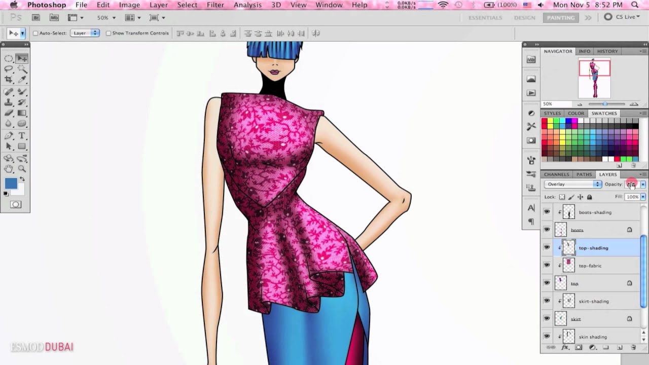 Fashion design and pattern making software 15