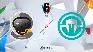 Six Invitational 2019 – Groupstage - Day Three - Spacestation Gaming vs. Immortals