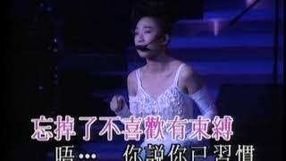林憶蓮Sandy Lam  哈囉感覺 - 1991意亂情迷演唱會