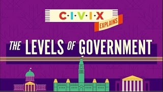The Levels of Government