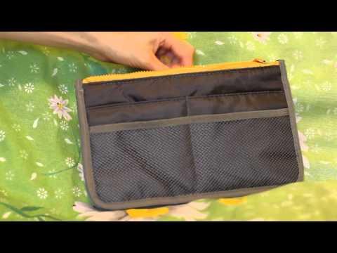 Органайзер в женскую сумку на алиэкспресс