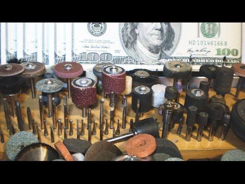 Как сделать насадку для бормашины из подручных материалов
