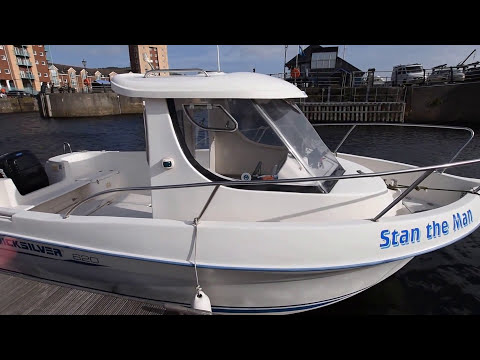 Quicksilver 620 Pilothouse for sale by Network Yacht Brokers
