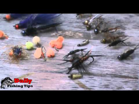 Steelhead Flies -- Best Flies for Great Lakes Steelhead Fly Fishing Rivers