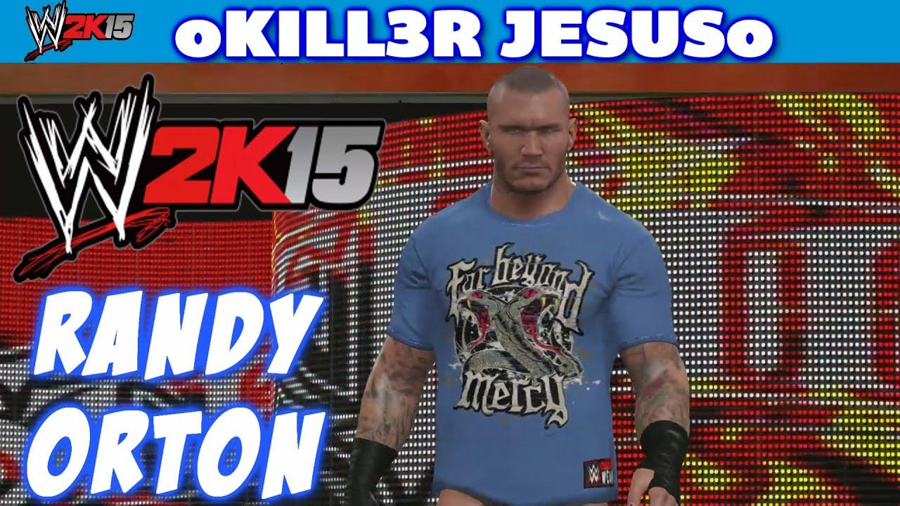 Wwe 2k15 Randy Orton Retro Wwe 2k15 Randy Orton Far
