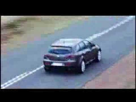 Alfa Romeo 159 Sportwagon promotional video