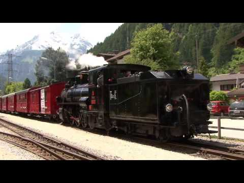 FOOTLOOSE IN THE AUSTRIAN TYROL travel guide video HD ~ featuring Zillertalbahn & Achenseebahn
