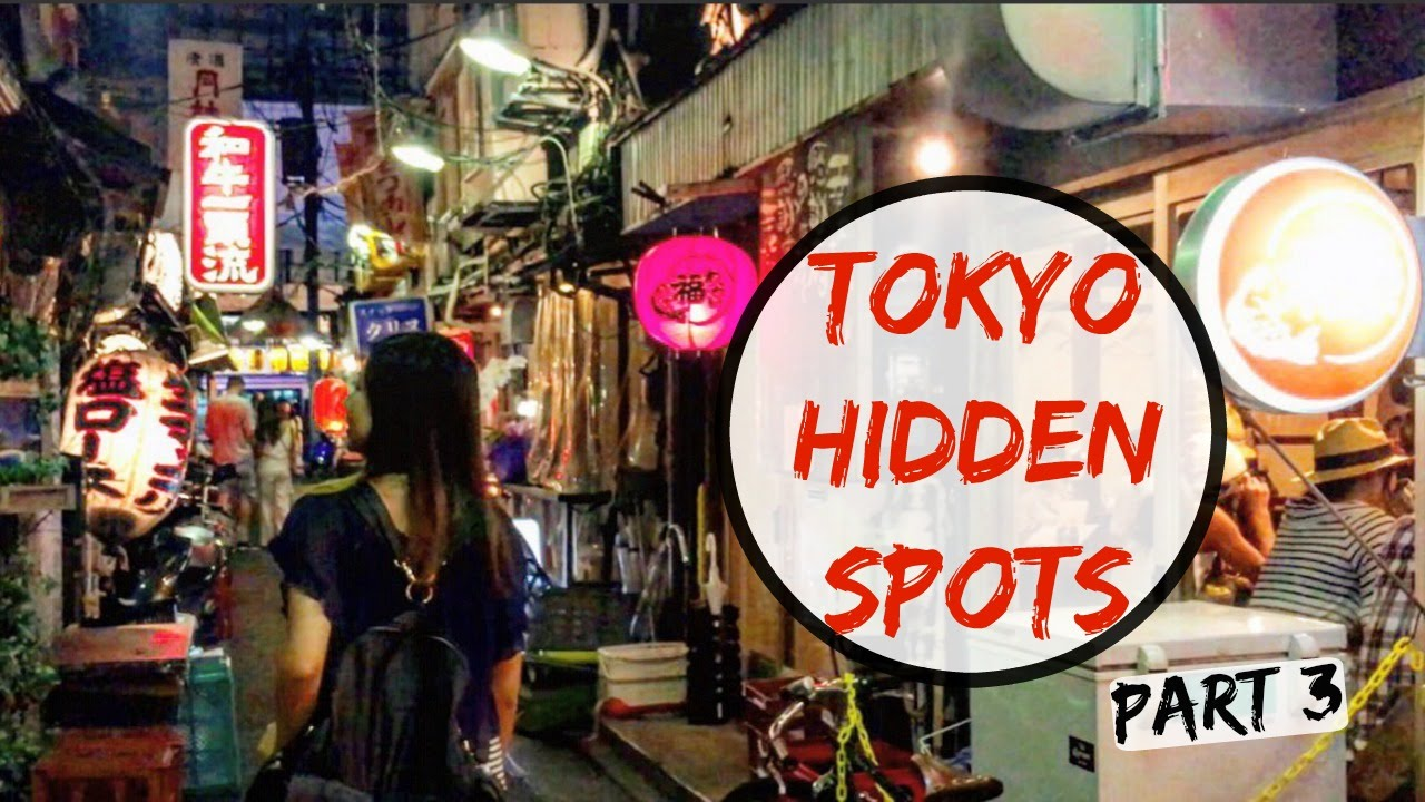 Tokyo Free Observation Deck View, Sangenjaya Yokocho To Drink And Eat | Tokyo Japan Travel Guide 【MJ selection】