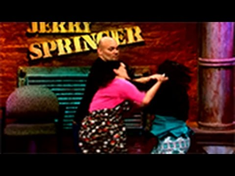 Wednesday On The Jerry Springer Show! video