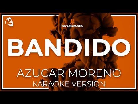 Azucar Moreno - Bandido (Karaoke)