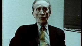 Duchamp interviews
