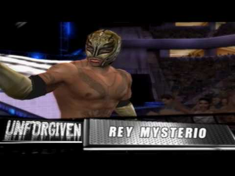 Wwe Smackdown! Vs Raw 2010 Ps2 - Rey Mysterio Entrance video