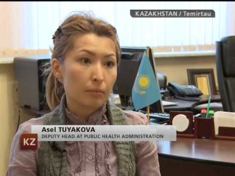 Kazakhstan. News 12 January 2013 / k+