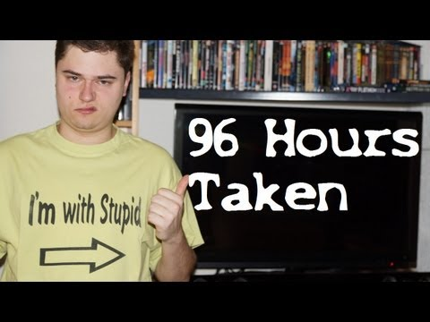 96 HOURS - TAKEN (Pierre Morel) / Playzocker Reviews 4.78