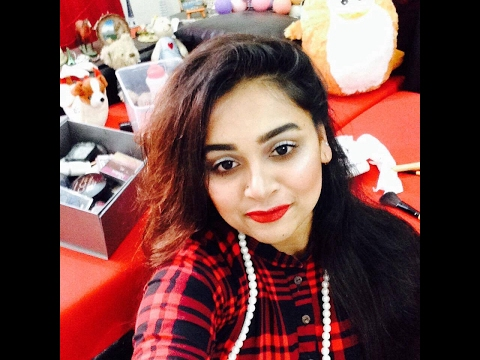 VALENTINE'S DAY 2017 MAKEUP TUTORIAL BANGLA FOR BEGINNERS -Facebook LIVE Tutorial