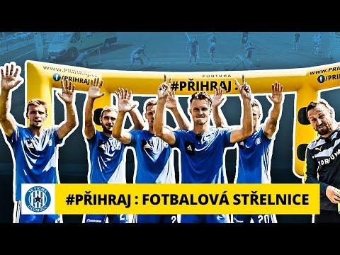Fortuna fotbalová střelnice v Olomouci