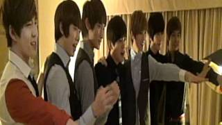Watch U-kiss Kiss Me video