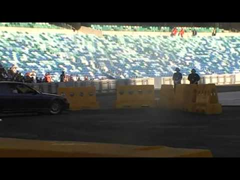 Top Gear Festival Durban 2014: Drifting on a budget