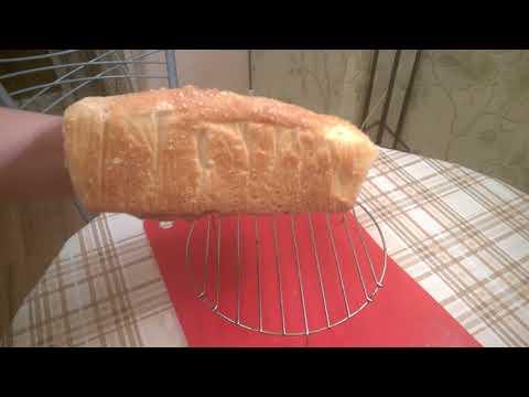 заливной белый хлеб