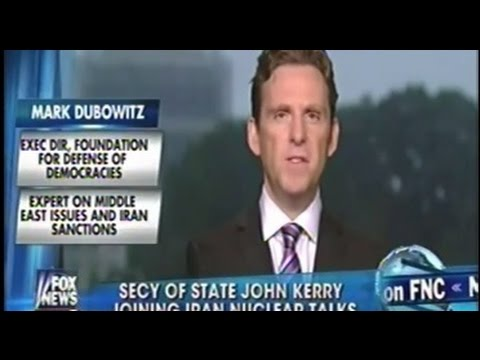 FDD Executive Director Mark Dubowitz discusses renewed Iran nuclear talks