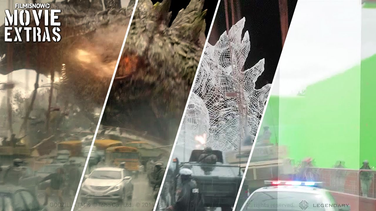 Godzilla - VFX Breakdown by MPC (2014)