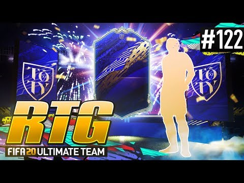 I BOUGHT A TEAM OF THE YEAR! - #FIFA20 Road to Glory! #122 Ultimate Team