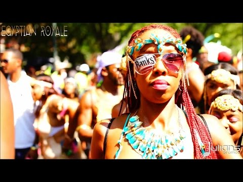 2015 West Indian Day Carnival Highlights - New York