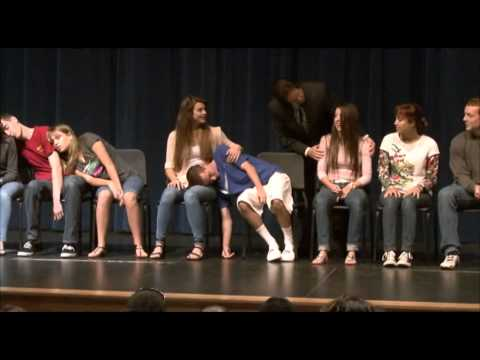 Hypnotized at Park Vista- The Induction