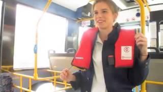 bus hostess